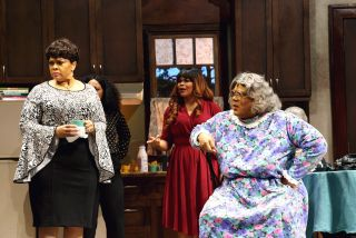 Tyler Perry's Madea's Farewell Play is now available on BET+.