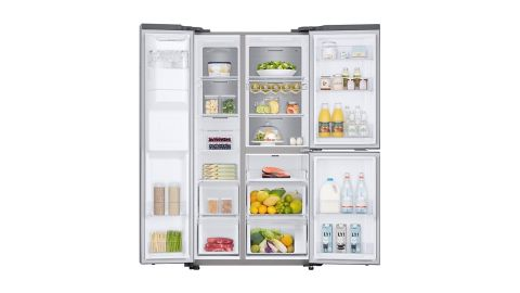 Samsung FlexZone Side by Side fridge