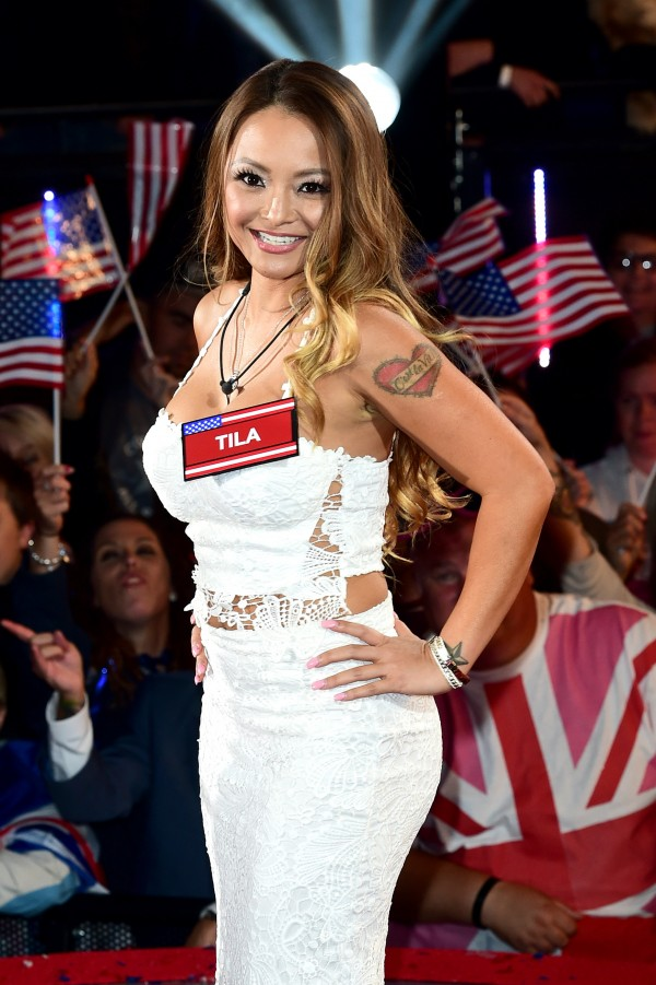 Tila Tequila was booted off Celebrity Big Brother