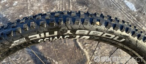 Schwalbe Nobby Nic Super Trail tire