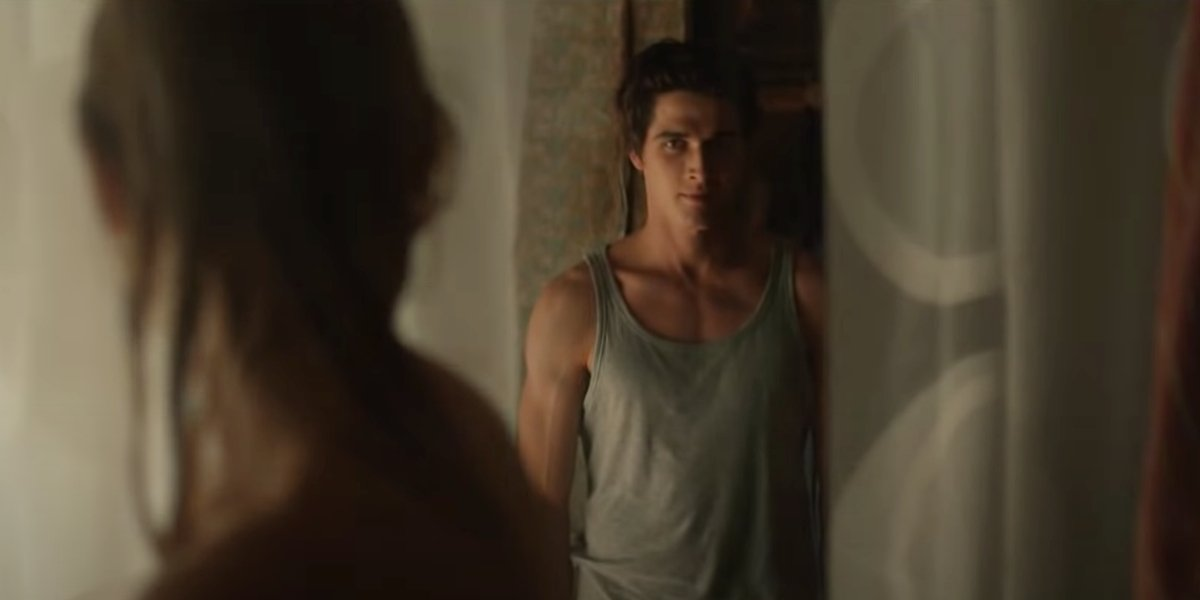 Pierre Boulanger in Obsession