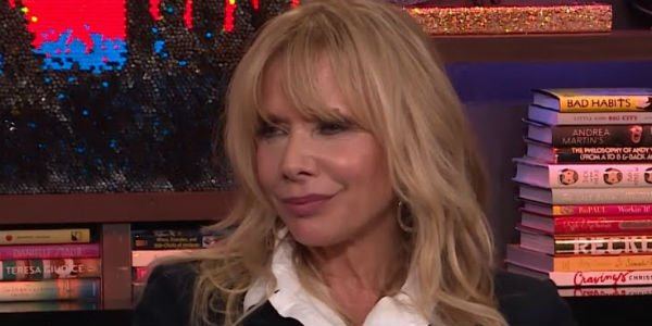 Rosanna Arquette Watch What Happens Live With Andy Cohen