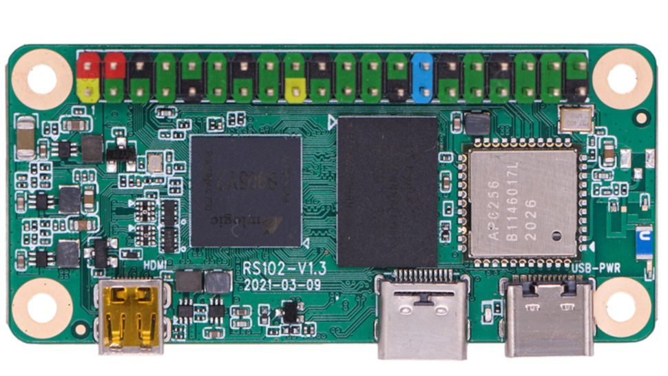 This cheeky Raspberry Pi Zero clone offers more power, and more speed