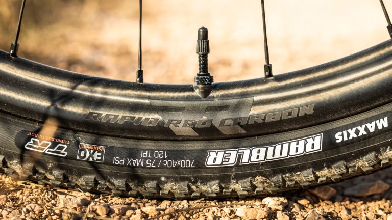 Fulcrum Rapid Red gravel wheels