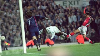 Jimmy Floyd Hasselbaink, Arsenal 1999