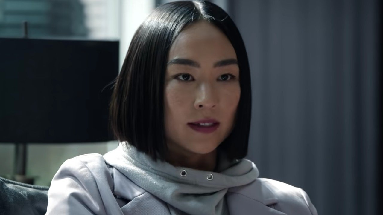 The Morning Show's Greta Lee Talks Joining Season 2 And Her Embarrassing First Day On Set