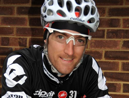 Dan Lloyd, Cervelo Test Team, 2010