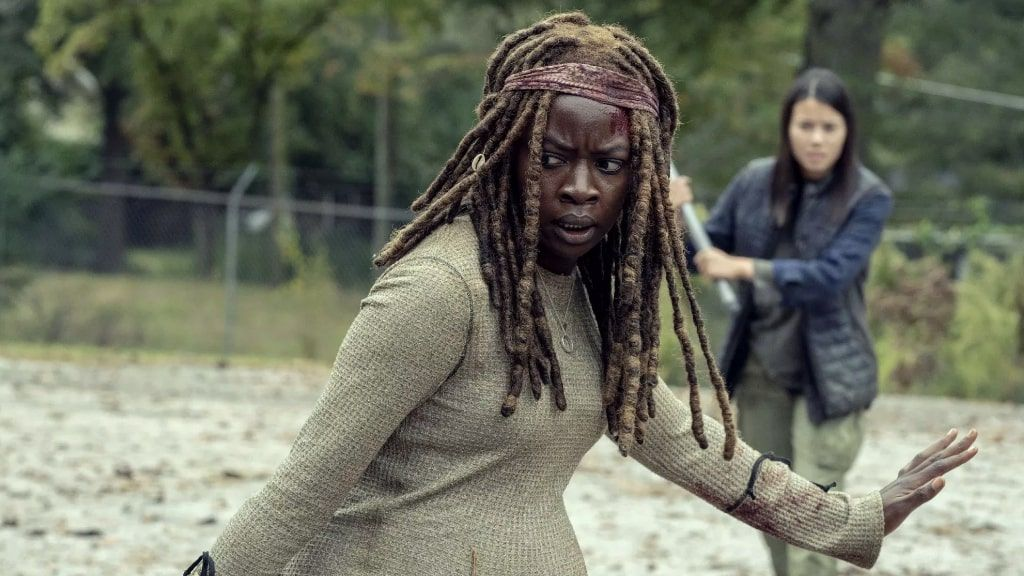 """You can give Danai Gurira her Emmy now"" - The internet reacts to The Walking Dead's best episode in years"