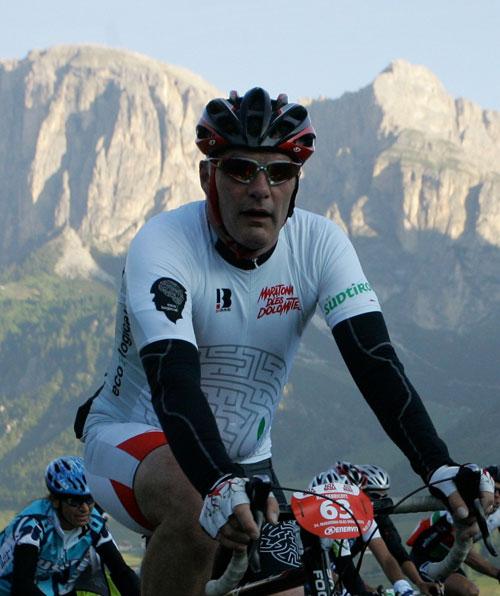Jon Derricott, Maratona dles Dolomites 2010