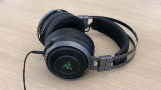 Haptic feedback on a headset? Sure!
