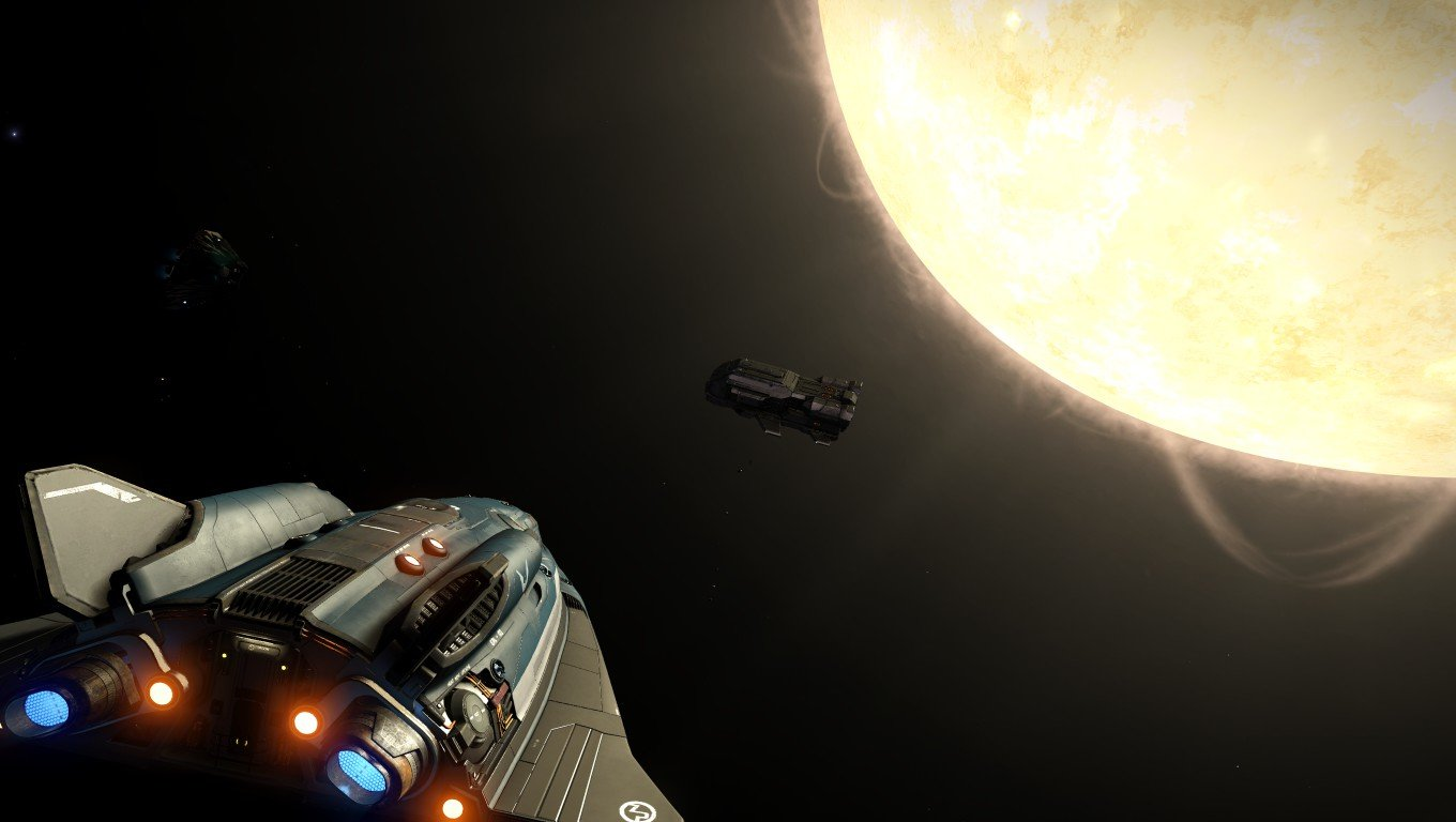 Elite: Dangerous Fuel Rats rescue goes horribly wrong