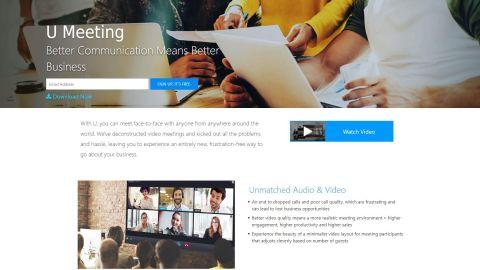 CyberLink U Meeting review | TechRadar