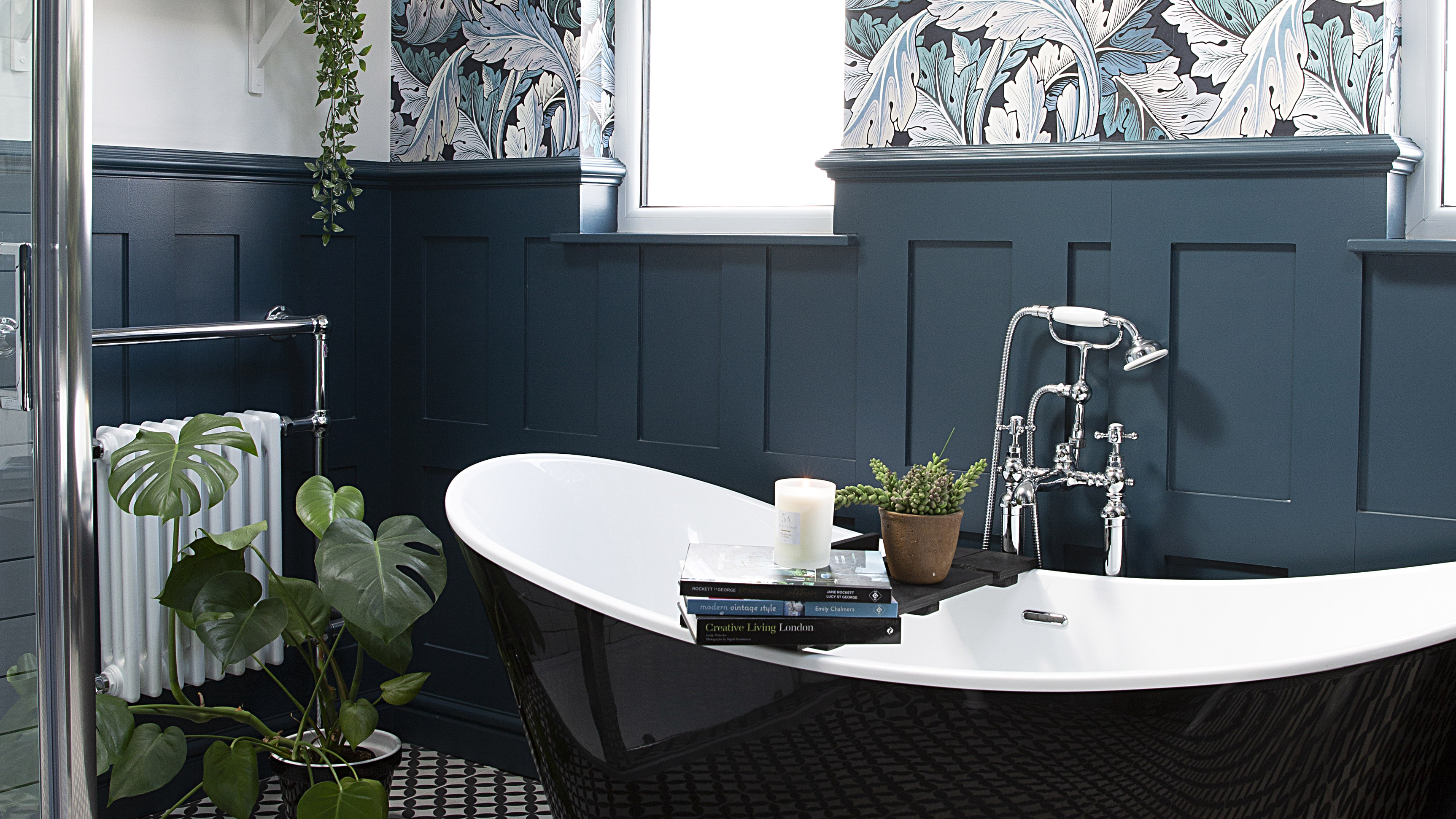 Move Over Bathroom Tiles, Best Wall Covering For Bathrooms
