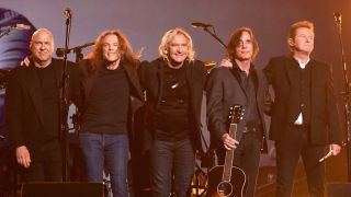 The Eagles and Jackson Browne at this year's Grammys ceremony