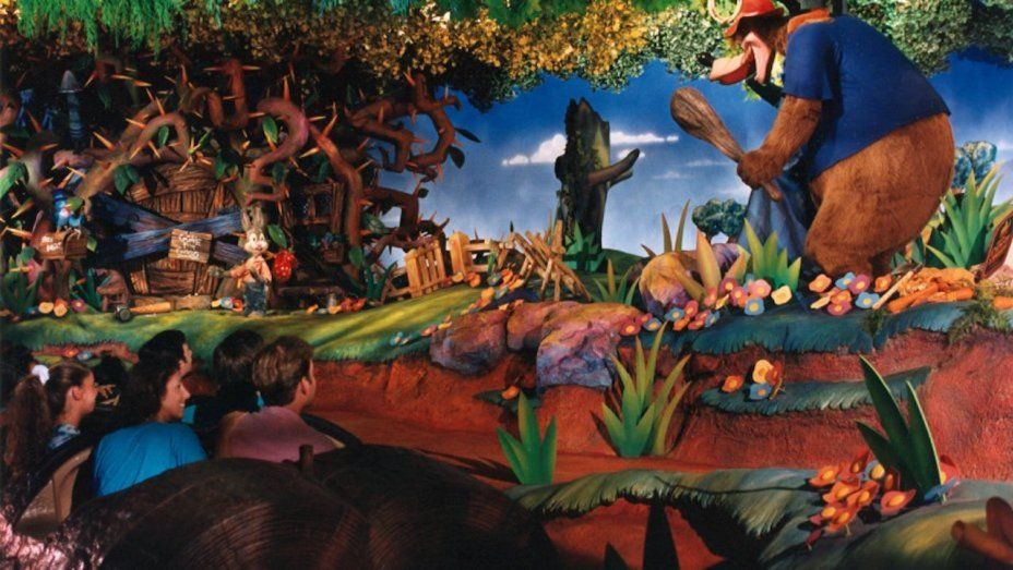 Disney S Splash Mountain Needs A Rebrand But What Should It Look
