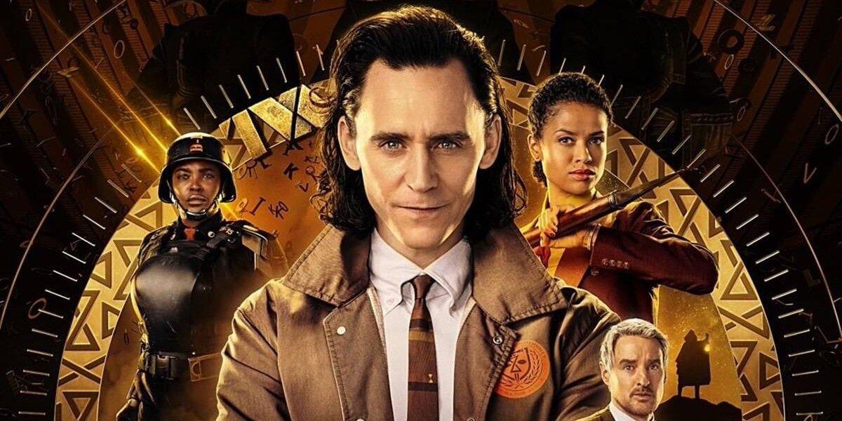 Loki poster still 2021Disney+