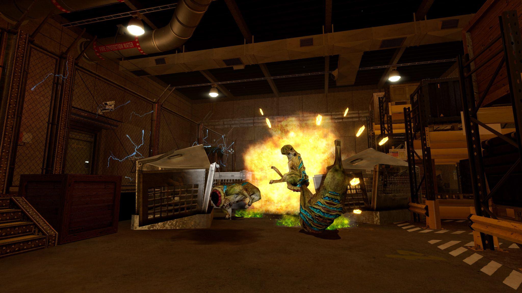 Black Mesa Screenshots Prepare For Launch #23777