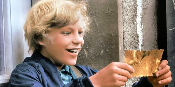 charlie bucket in willy wonka and the chocolate factory