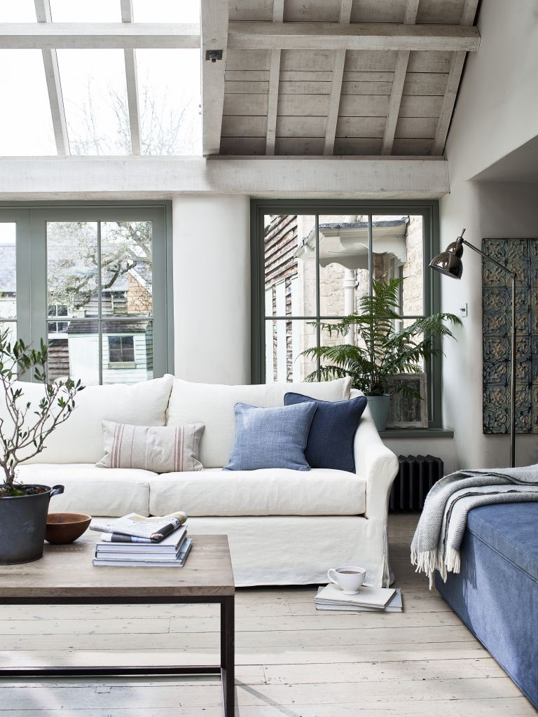 20 blue and grey living room ideas to bring this dreamy combo into ...