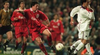 Robbie Fowler Liverpool PSG