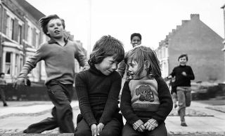 Elswick Kids by the late Tish Murtha, just one of the photographers on show at Photo North in Harrogate