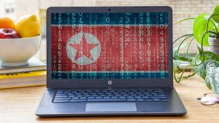North Korea hack Internet Explorer