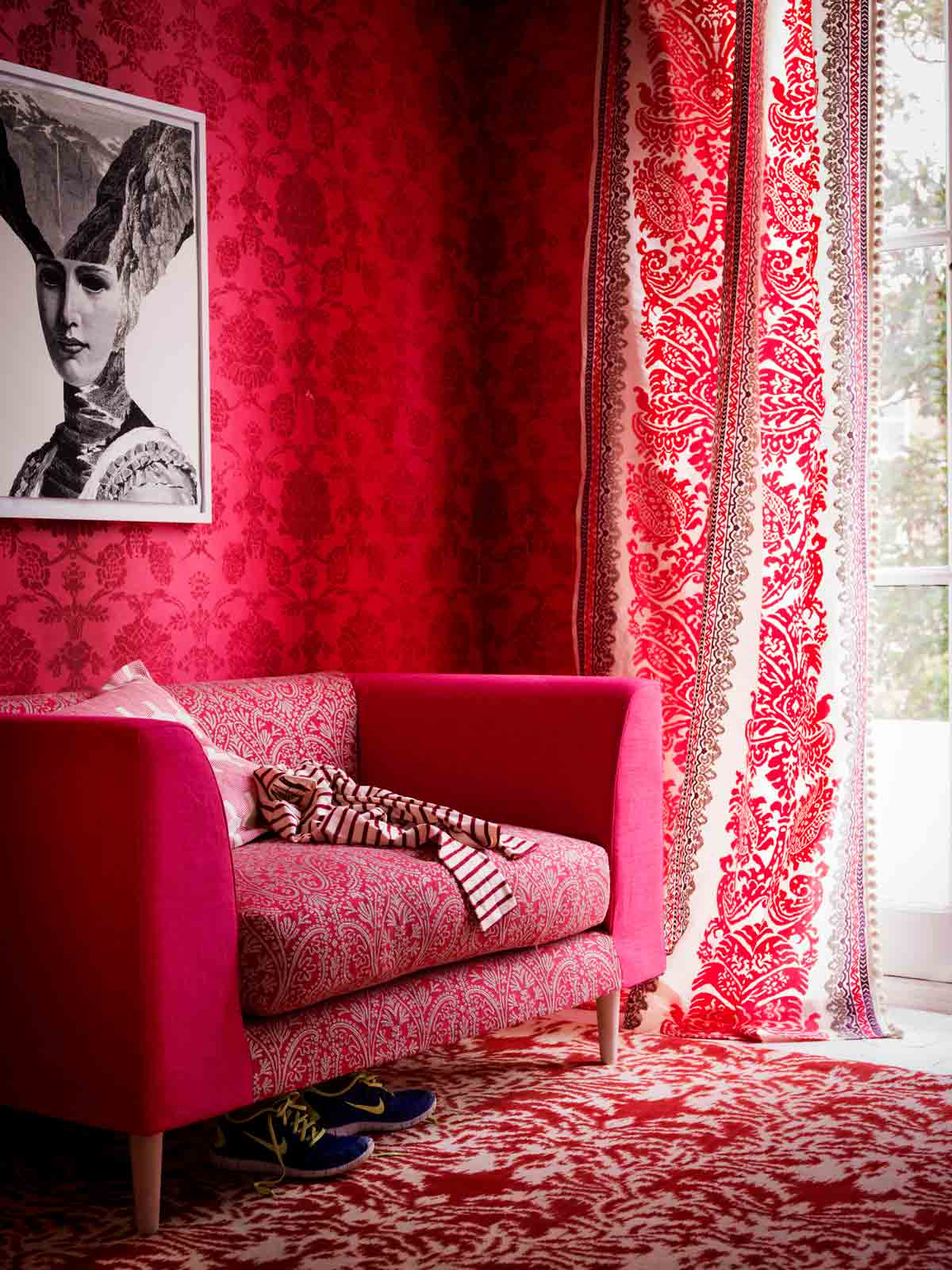 Interior Design Trend 2018 2019 Decorating With Red