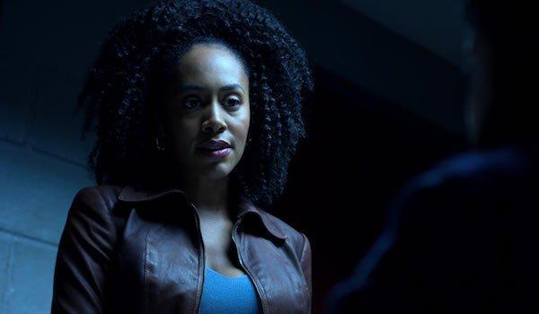 Simone Missick as Netflix's Misty Knight