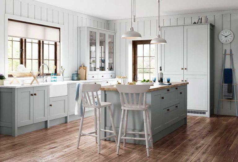Choosing an English kitchen | Real Homes
