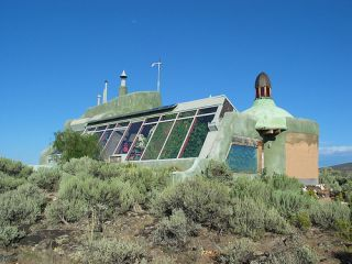 Wver Happened to Earthships? | Live Science on green home plans, self-sufficient home plans, earthship 3-bedroom plans, survival home plans, luxury earthship plans, castle earthship plans, earthship construction plans, classic home plans, earthship building plans, straw homes or cottage plans, zero energy home plans, off the grid home plans, new country home plans, one-bedroom cottage home plans, permaculture home plans, three story home plans, earth home plans, organic home plans, floor plans,