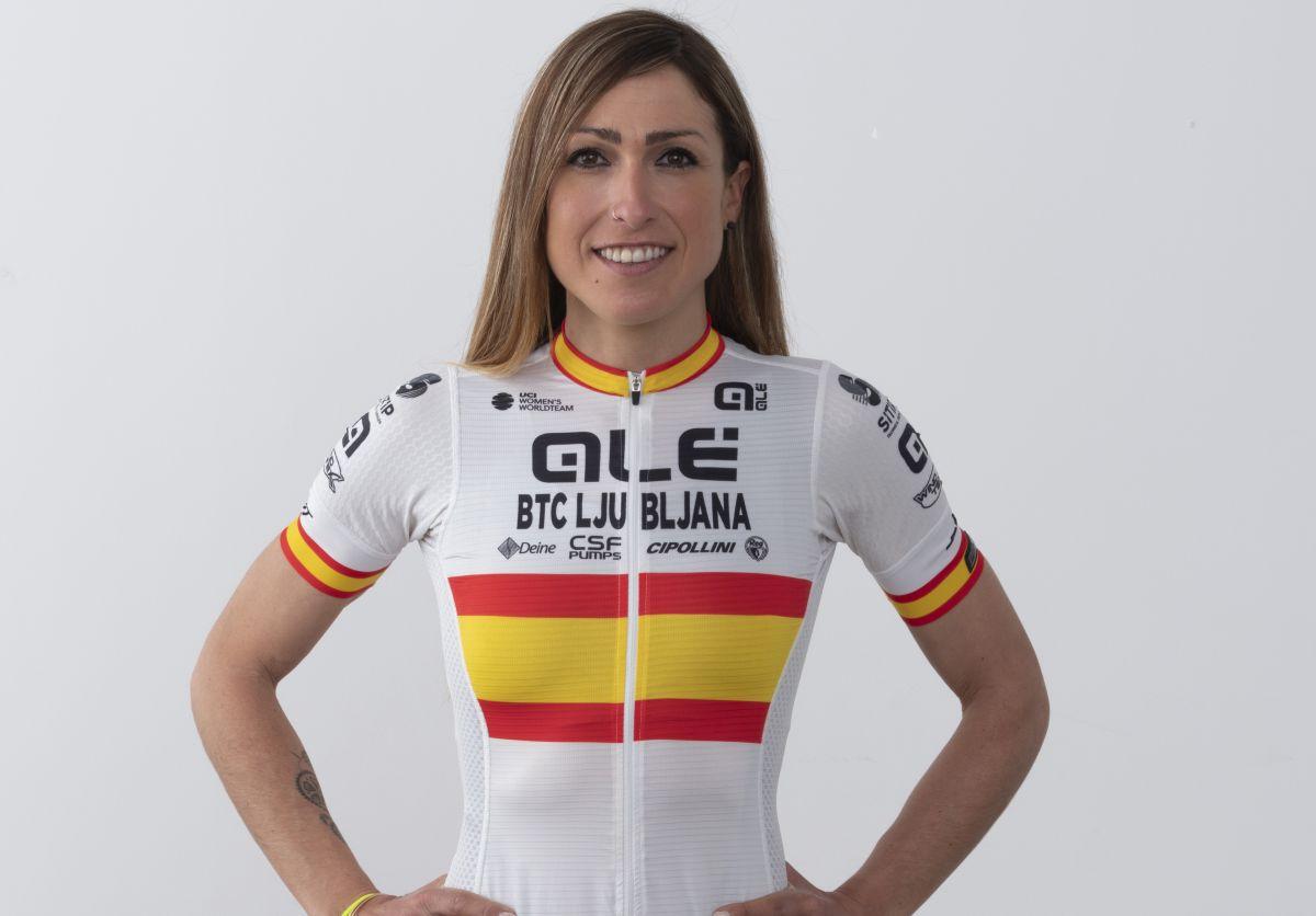 Mavi García wins Spanish women's road race title