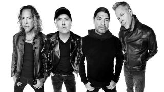A promotional photo of Metallica
