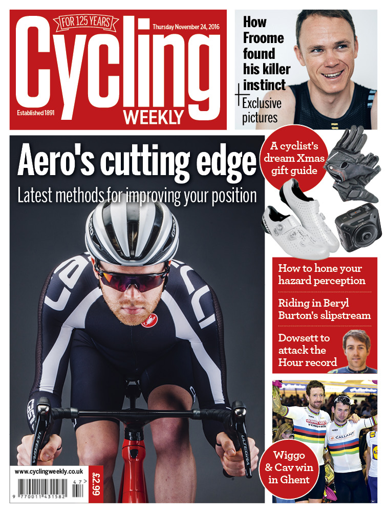 Cycling Weekly November 24 2016 Issue Cycling Weekly