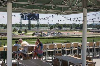 Centralized Display Control Enhances Churchill Downs