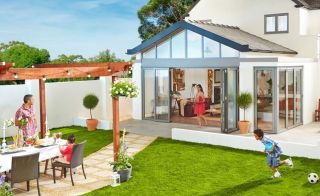 Bi-fold doors from Origin