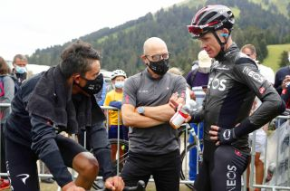 Bernal Froome Brailsford Ineos Occitanie