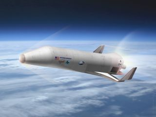 Northrop Grumman's XS-1 Space Plane Design