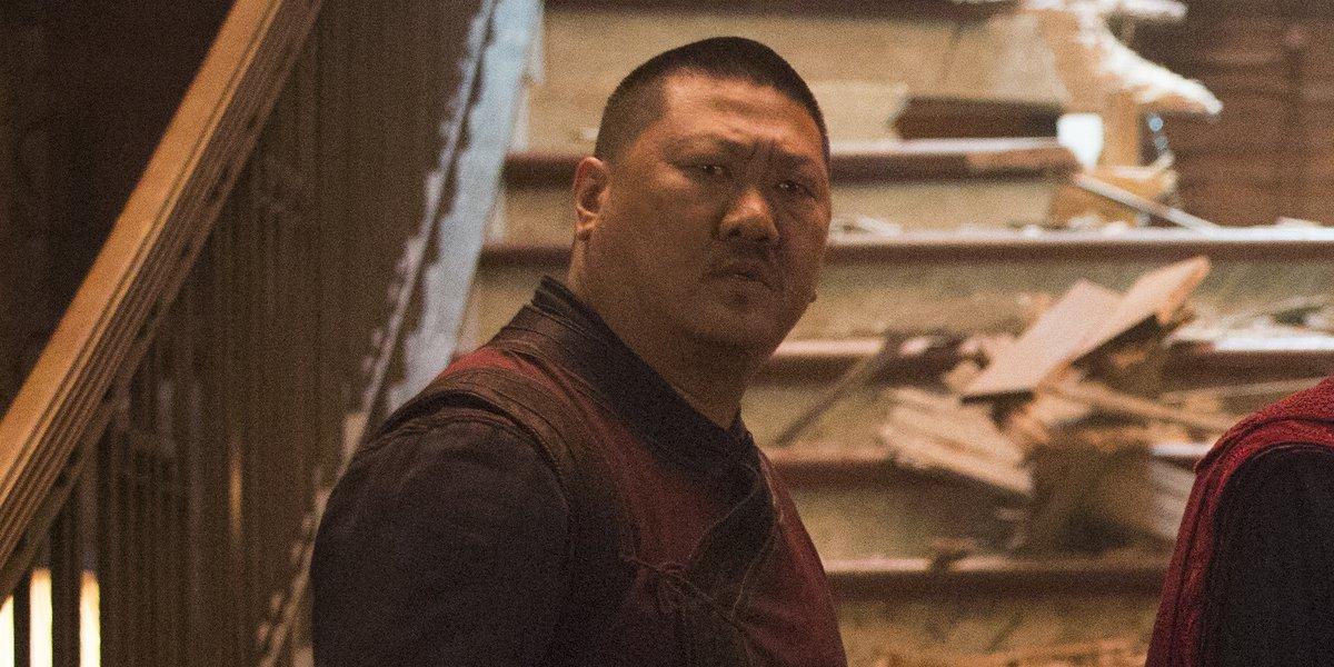 Wong in Avengers Infinity War