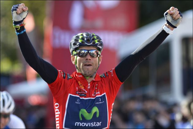 Alejandro Valverde win Ruta del Sol 2013