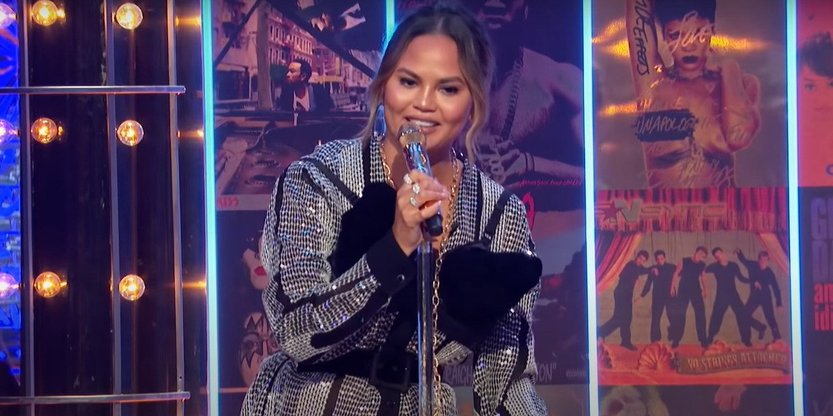 Chrissy Teigen Says She Could Be Cancelled 'Forever,' Shares How She's Approaching Situation