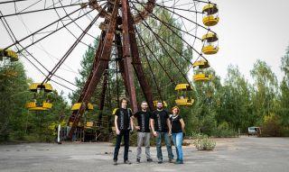 The Farm 51 at the Pripyat amusement park