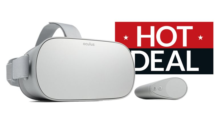 Gaming deals Black Friday Oculus Go