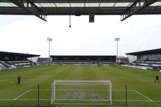 St Mirren v Livingston – Ladbrokes Scottish Championship – Paisley 2021 Stadium