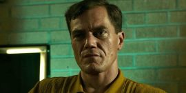 Michael Shannon Tells The Coolest Story About Watching Shape Of Water Win Best Picture From A Dive Bar