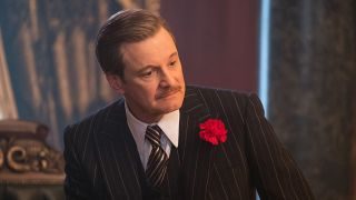 Colin Firth in Mary Poppins Returns