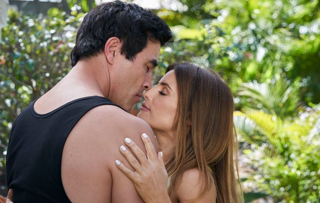 Home and Away, Justin Morgan, Leah Patterson