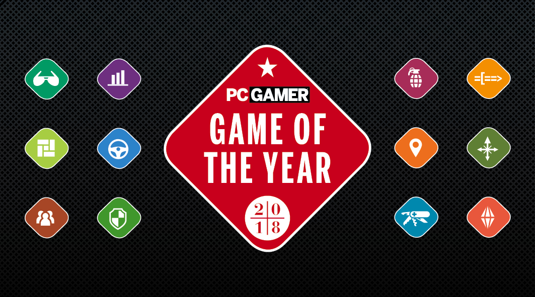 Game Of The Year Awards 2018 Pc Gamer