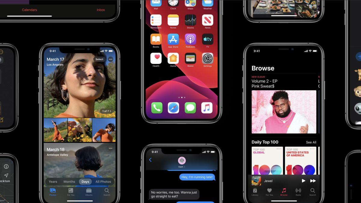 iOS 13: beta, release date and feature list | TechRadar