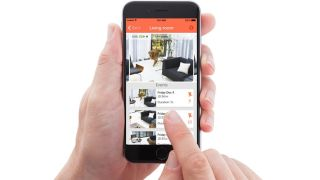 This app will turn your old phone or tablet into a home