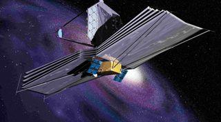 James Webb Space Telescope art